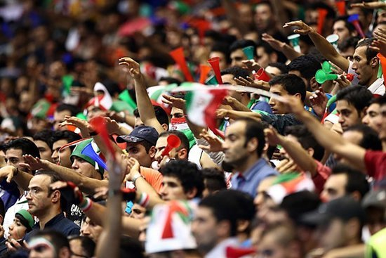 Iranian Women Were Still Not Allowed to Watch Volleyball Today