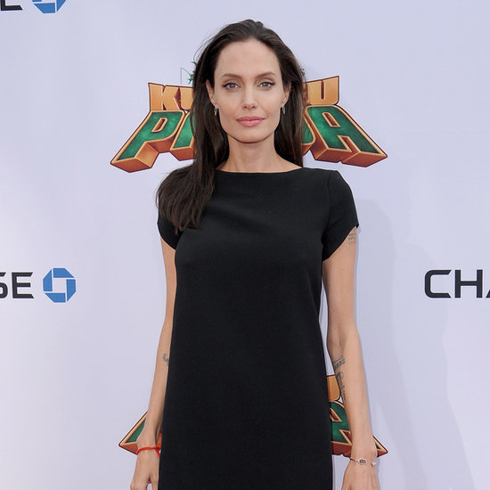 Angelina Jolie Talks Not Wanting Kids February 2016