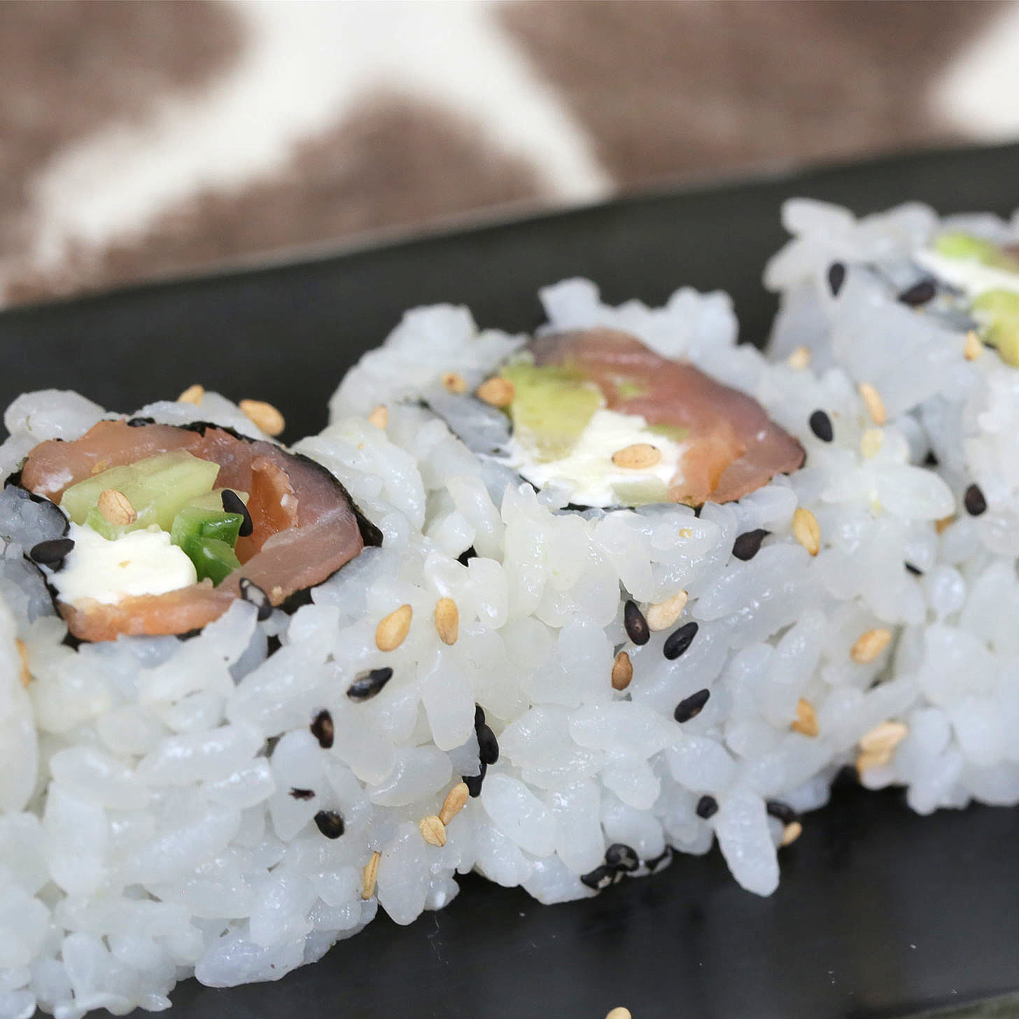 Smoked Salmon Roll | 13 Homemade Sushi Recipes That Are Better Than ...
