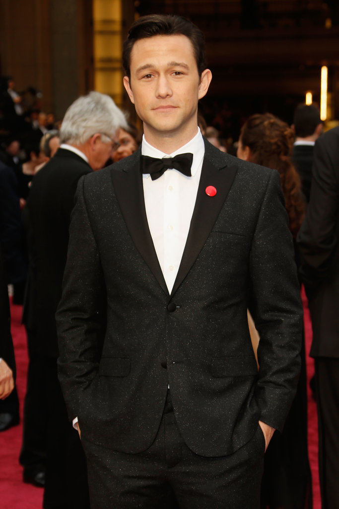 If Looks Could Kill, His Sharp Oscars Ensemble in 2014 Would Definitely Be Deadly