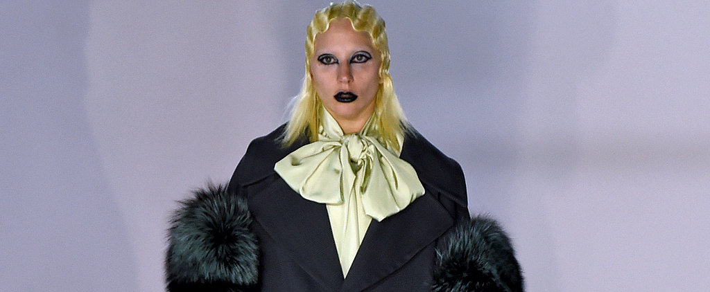 Watch Lady Gaga and Kendall Jenner Take the Runway at Marc Jacobs — If You Can Recognize Them