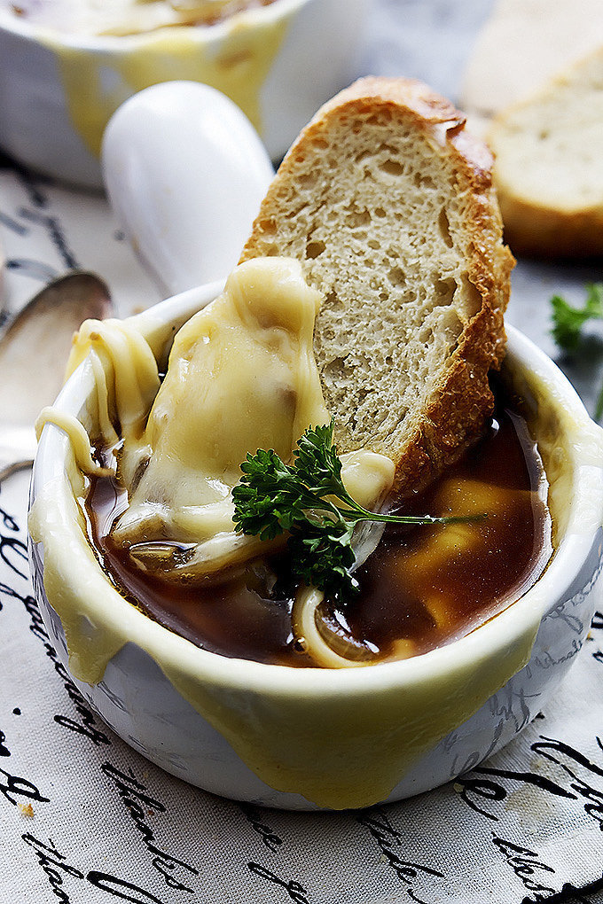 Slow-Cooker French Onion Soup | 22 Recipes That Will Convince You to ...