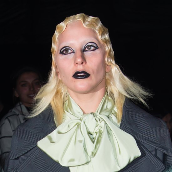Lady Gaga's Hair and Makeup at Marc Jacobs Fall 2016