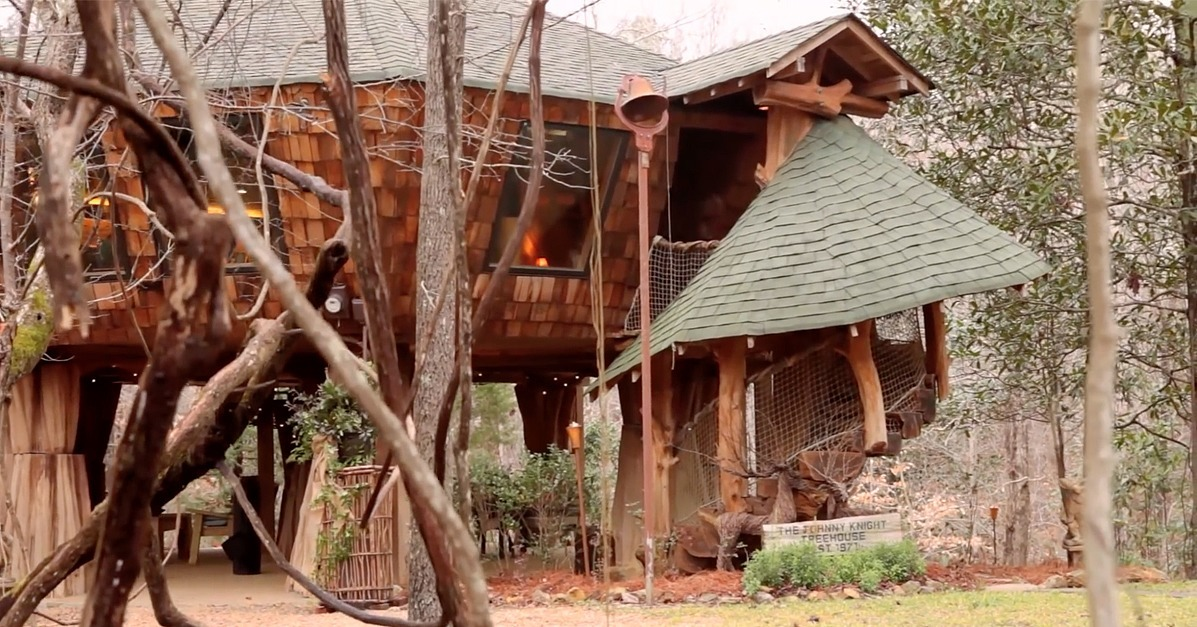 Mississippi Family Treehouse Popsugar Home