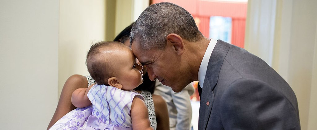 The Hashtag #ObamaAndKids Is Trending For the Most Adorable Reason