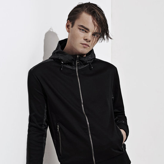 Model Konrad Annerud Looks Like Leonard DiCaprio