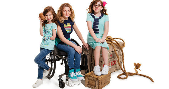 Tommy Hilfiger Is Now Offering Clothes For Kids With Disabilities