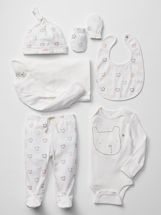 Baby Gap Bear Take-Home Set