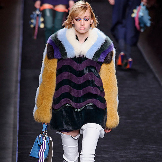 Fendi Autumn 2016 Collection
