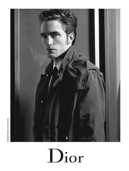 Robert Pattinson Gets a Karl Lagerfeld Photoshoot for Dior (Following in the Footsteps of Ex Kristen Stewart)