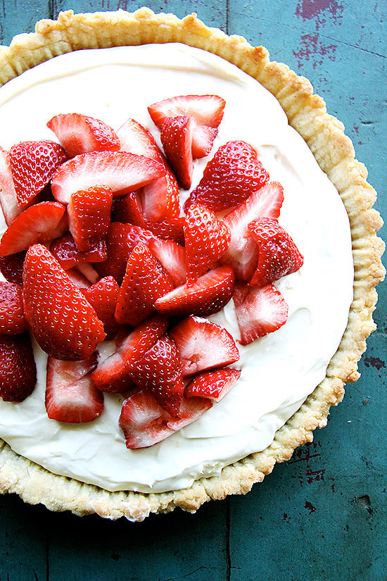 Strawberry Mascarpone Tart | 35 Gorgeous Strawberry ...