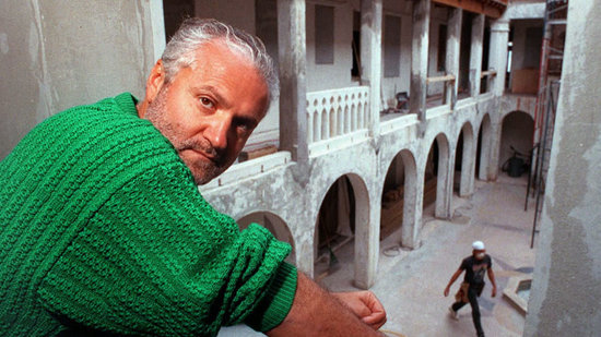 EXCLUSIVE: Inside the Late Gianni Versace's Palatial Estate
