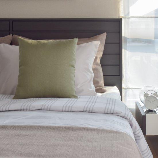 pretty laundry bags hampers and bins popsugar home. Black Bedroom Furniture Sets. Home Design Ideas