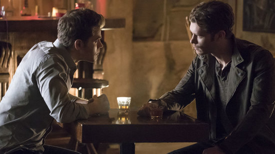 'Vampire Diaries' Star Paul Wesley Talks Klaus' Steroline 'Blessing' and 'Vampire Diaries' Star Paul Wesley Talks