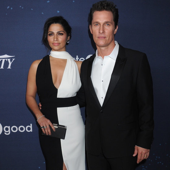Matthew McConaughey and Camila Alves at Unite4:Good Benefit
