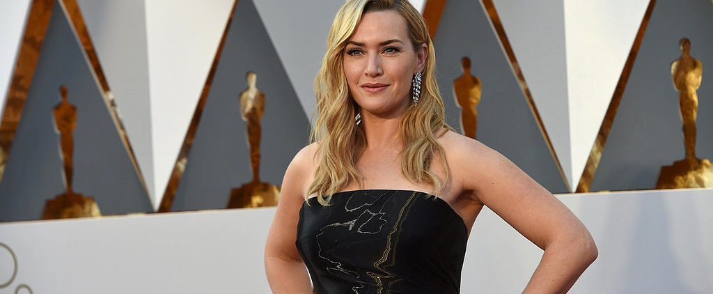 Kate Winslet Goes Back to Basics With Her Ralph Lauren Oscars Gown