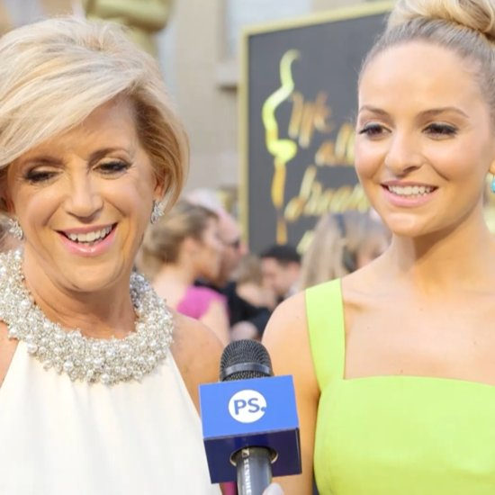 Interview With Joy Mangano on Jennifer Lawrence (Video)