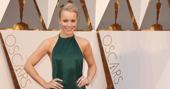 Rachel McAdams' 2016 Oscars Dress Owned The Red Carpet