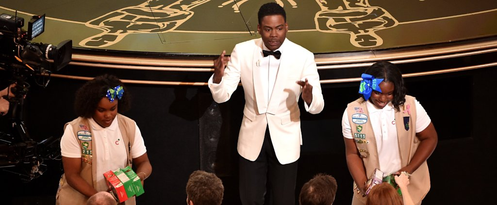 So Just How Much Money Did Chris Rock Raise For the Girl Scouts at the Oscars?