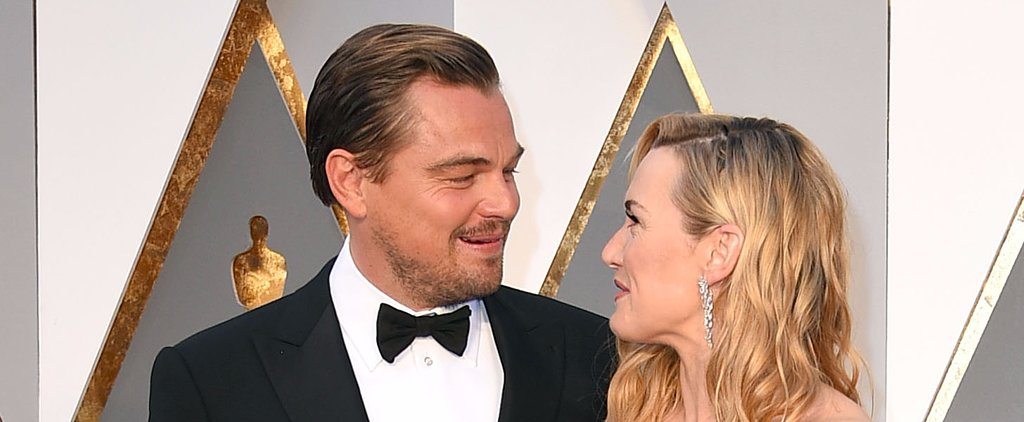 These GIFs Prove That Leonardo DiCaprio and Kate Winslet Still Only Have Eyes For Each Other