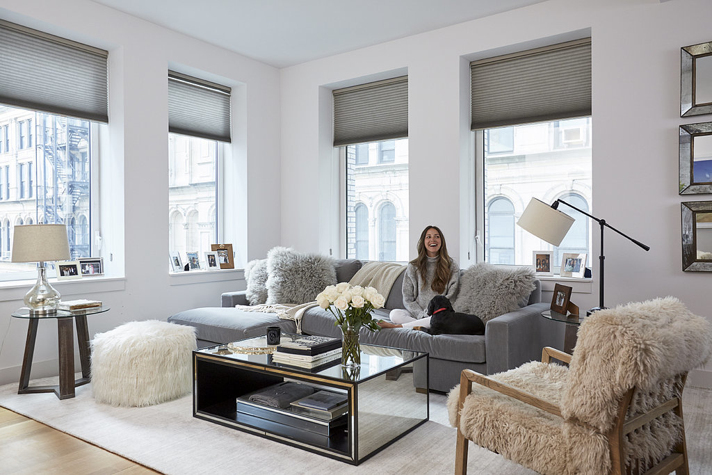 Tour Arielle Charnas Of Something Navy 39 S Apartment POPSUGAR Home