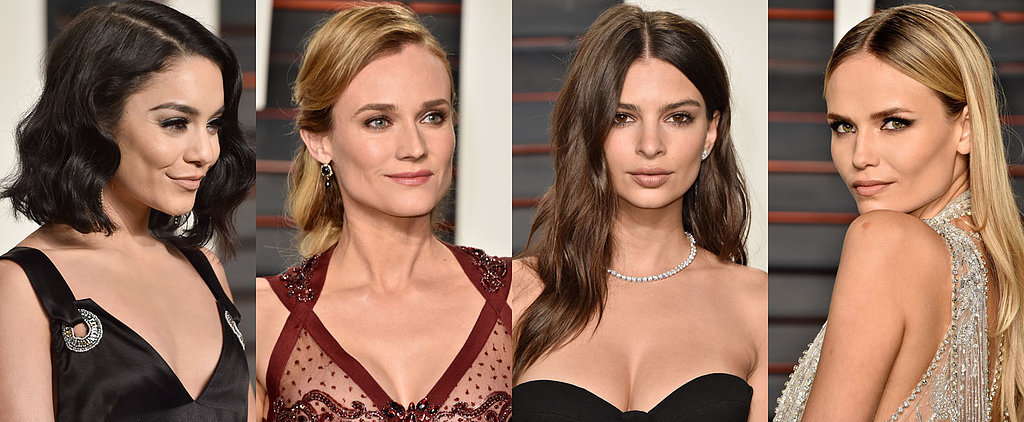 Every Stunning Beauty Look From the Vanity Fair Oscars Party