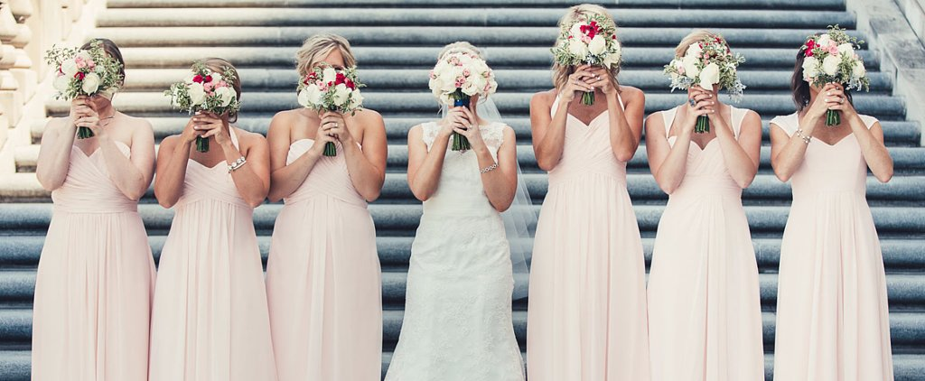 How to Spend $0 on a Bridesmaid Dress
