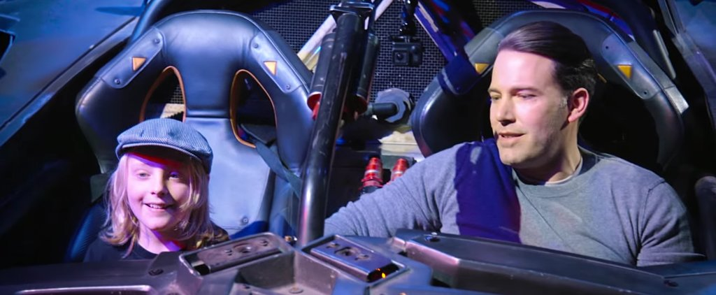 Ben Affleck Surprising Fans With a Ride in the Batmobile Will Make Your Day