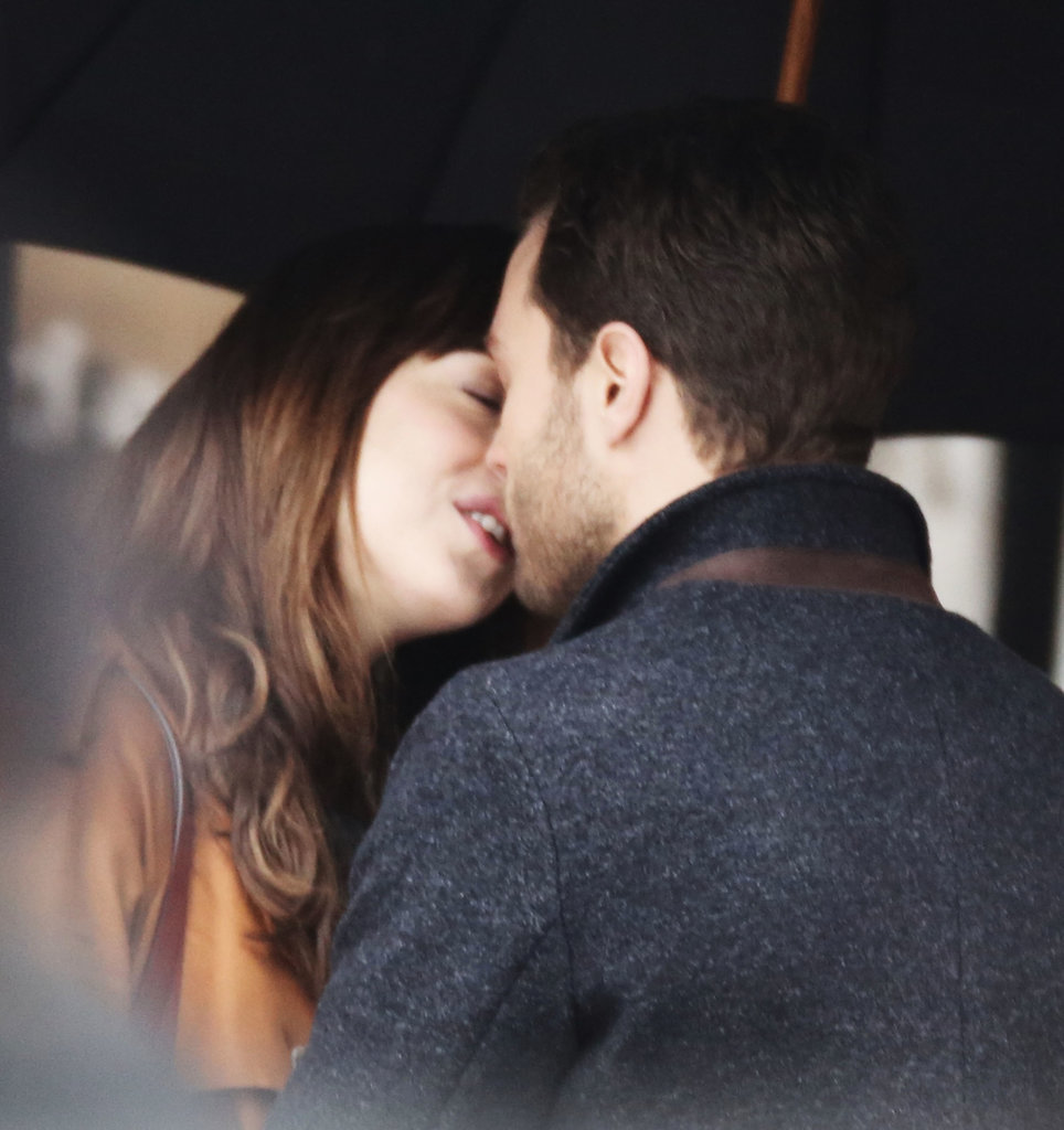 The First Pictures of Fifty Shades Darker Are Here, and They Are STEAMY
