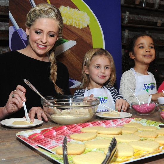 Sarah Michelle Gellar on Embracing Kids' Mess