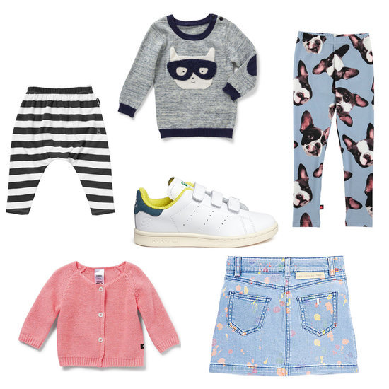 Shop New Season Kidswear That Ticks All The Right Boxes