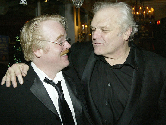 Brian Dennehy on His Friend Philip Seymour Hoffman's Death: 'He Got Everything and ... It Just Wasn't Enough'