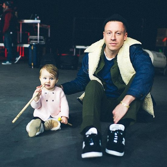 Pictures of Macklemore's Daughter