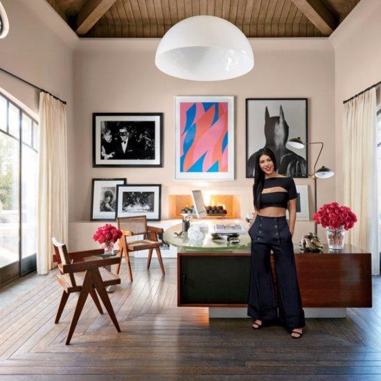New Details From Kourtney Kardashian's Home