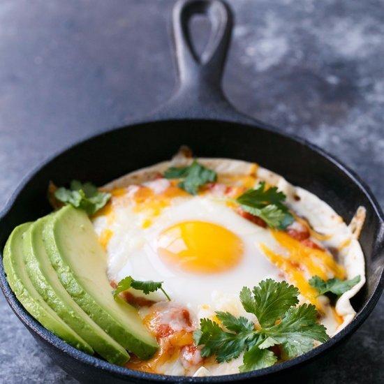 Latin Egg Recipes