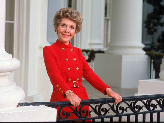 Nancy Reagan: Talked-About Moments During Her Life in the Public Eye