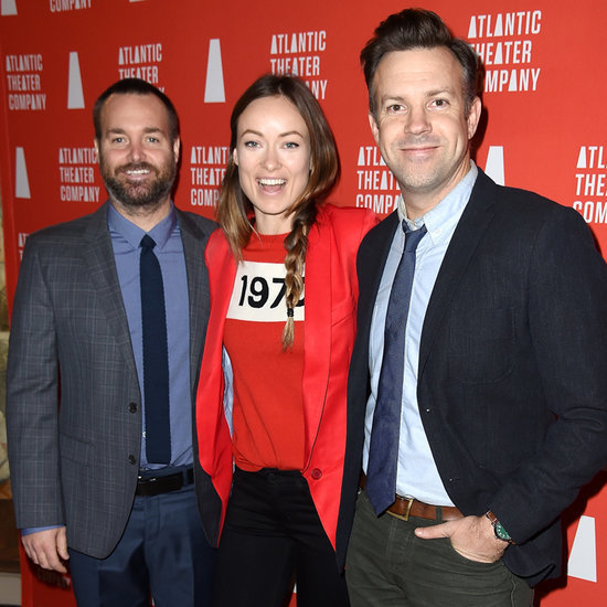 Olivia Wilde and Jason Sudeikis at Theater Company Gala 2016