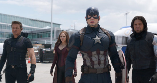 'Civil War': 25 Things We Learned on the Set From Team Captain America