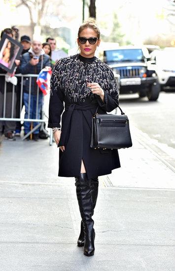 Jennifer Lopez Street Style 2016