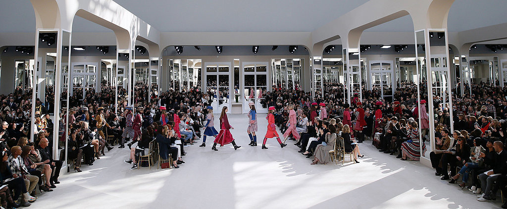 Everyone Gets a Front-Row Seat to the Chanel Show —Including You