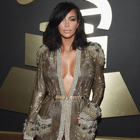 Kim Kardashian Responds to Celebrities Over Her Nude Selfie