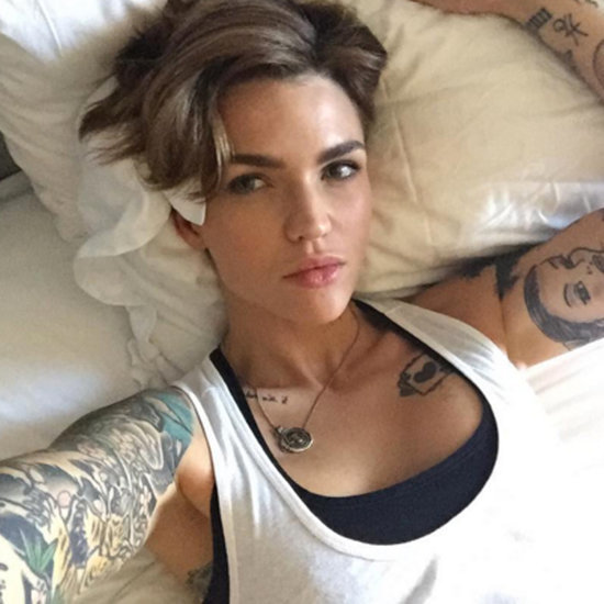 Ruby Rose on Gender Fluidity (Video)