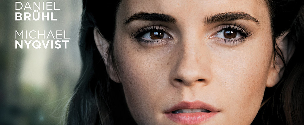 Exclusive! Emma Watson Is Flawless on the Poster For Colonia