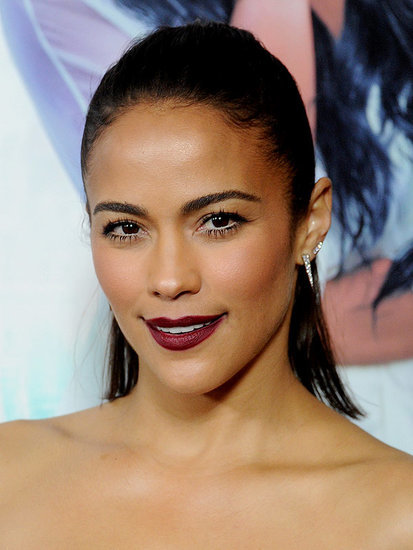 Loving Paula Patton's Perfect Wine Lip? Here's Exactly How to Get It
