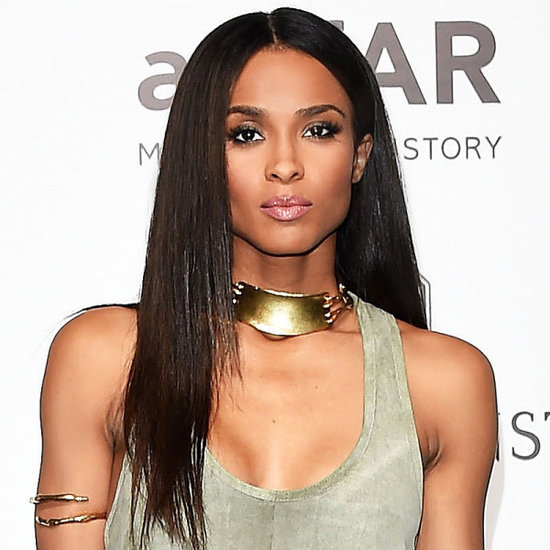 Ciara's Engagement Ring Is Seriously HUGE