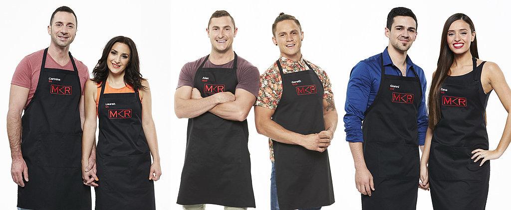 My kitchen rules popsugar celebrity australia for Y kitchen rules contestants