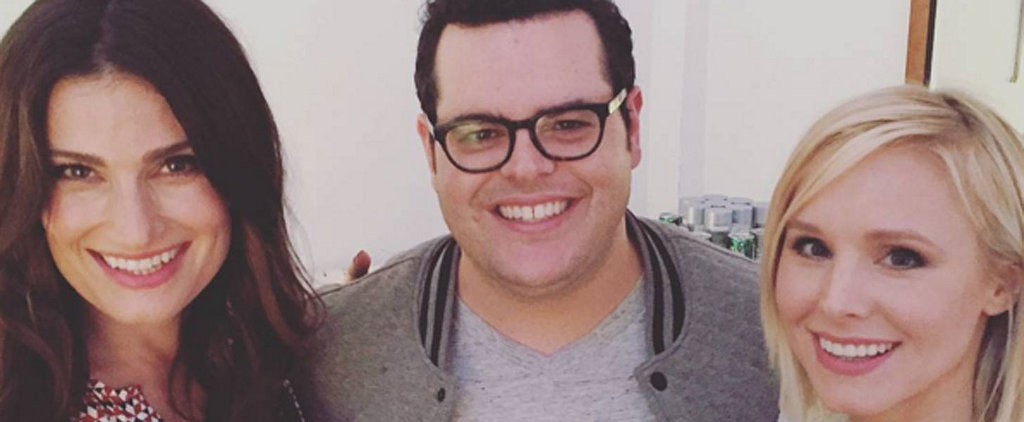 Kristen Bell, Idina Menzel and Josh Gad Reunite at a Charity Event, Sadly Don't Build Any Snowmen