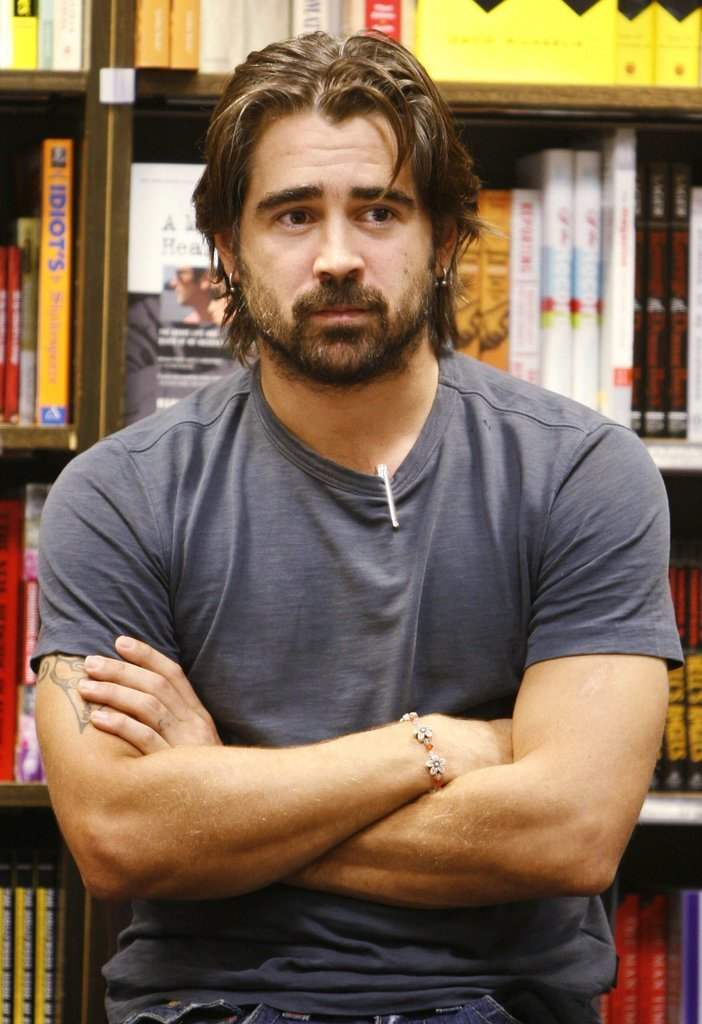 Colin Farrell Photos