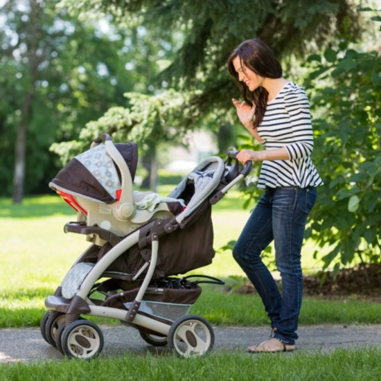 Lightweight and Compact Strollers For Spring