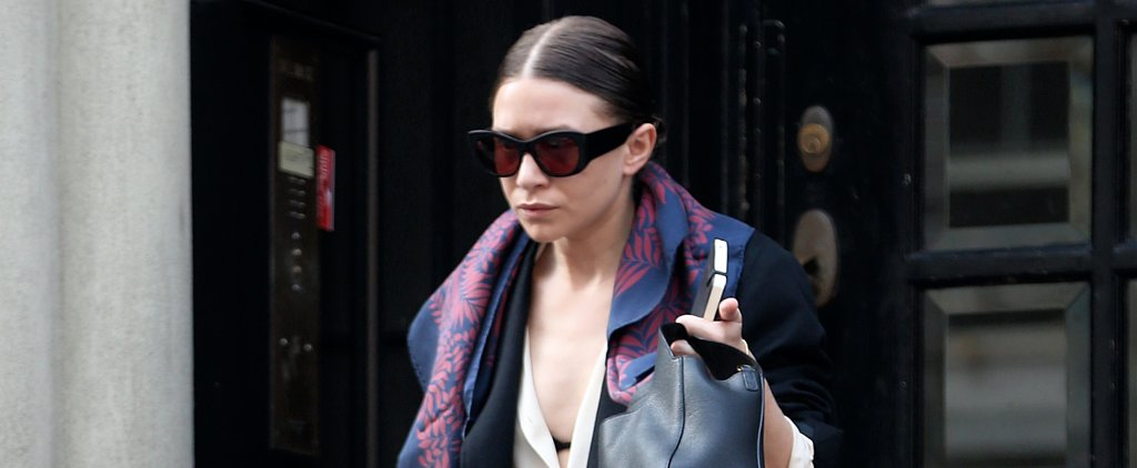 Your Mom Is Gonna Love Ashley Olsen's Latest Outfit